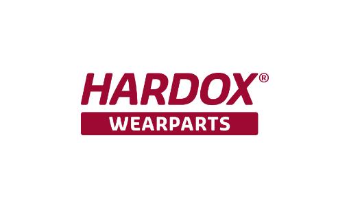 Logo Hardox wearparts